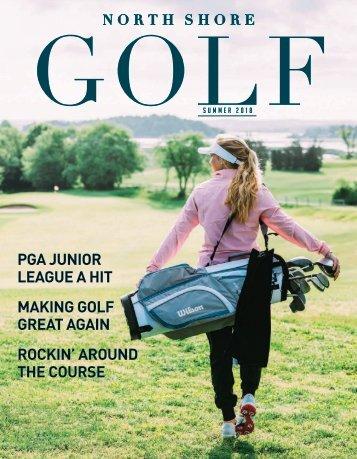 Golf Summer 2018