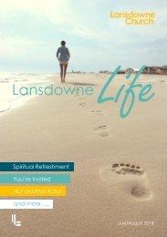 Lansdowne Life 16 July August 2018