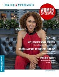 Women of Denver Magazine: Summer 2018