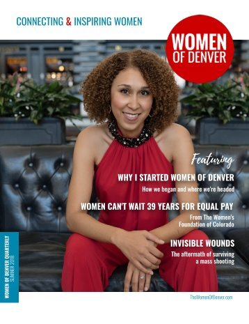 Women of Denver Magazine: Summer 2018