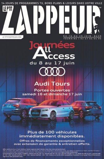 Le P'tit Zappeur - Tours #439