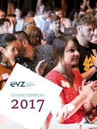 Tätigkeitsbericht Stiftung EVZ 2017