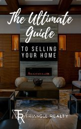 Ultimate Real Estate Guide - Selling