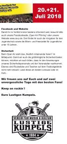 Open Air Pförring Flyer 2018 - Page 3