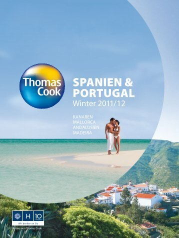 THOMASCOOK SpanienPortugal Wi1112