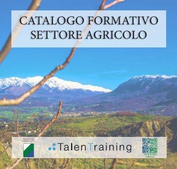 catalogo talentraining