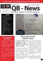 QMB News Ausgabe 2
