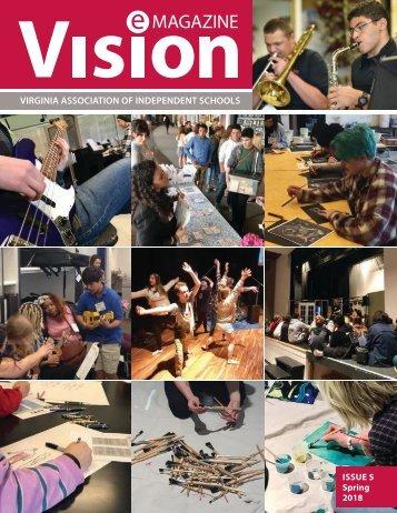 Vision EMag Spring 2018