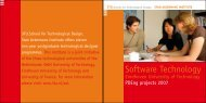 Software Technology - Stan Ackermans Institute - TU/e