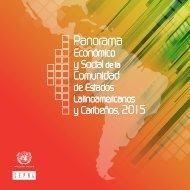Panorama Económico y Social de la Comunidad de Estados Latinoamericanos y Caribeños, 2015