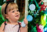 ISABELLA - 1 ANO