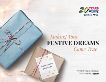 Amway Festive Catalogue 2017_FOR WEB