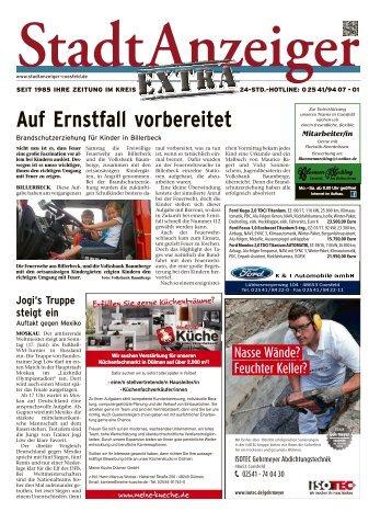 Stadtanzeiger Extra kw 24