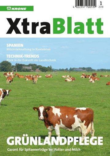 XtraBlatt Ausgabe 01-2018