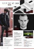 AJOURE´ Men Magazin Juli 2018 - Page 4