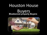 Get Fair Cash with Houston Home Buyers at Bluebonnet Property Buyers