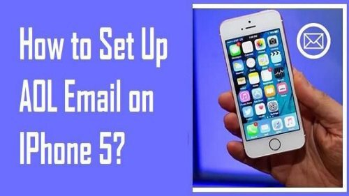 1-800-488-5392 Set Up AOL Email On iPhone 5