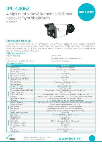 IPL-C406Z-SK