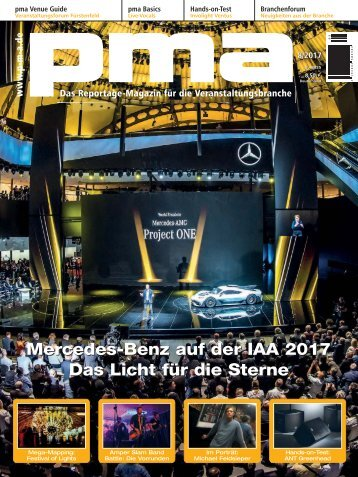 pma Ausgabe 8/2017