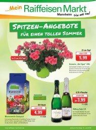 Raiffeisen Mannheim eG Angebote ab 16.06.2018 KW24