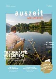 Auszeit-Momente Ausgabe Ruhrgebiet und Münster 18/19