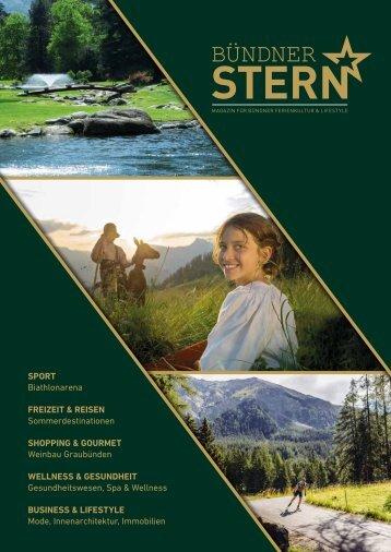 Buendner Stern Ausgabe 6 online - Hochglanzmagazin