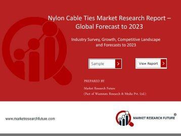 Nylon Cable Ties Market  PDF