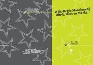 Wijk-Regio Makelaardij Presentatiemap