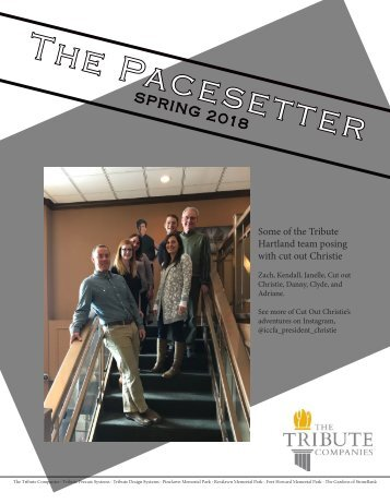 Pacesetter Spring 2018