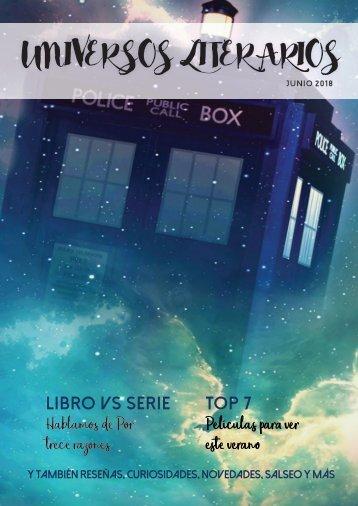 Universos Literarios Junio 2018