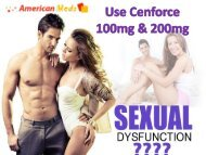 Cenforce Support To Perform Sensually Well During ED