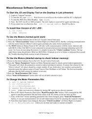 Foundations of Computer Software Proof Commands (Tactics)