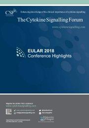 EULAR 2018 Review
