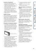 Sony DSC-TX9 - DSC-TX9 Consignes d'utilisation Slovaque - Page 4