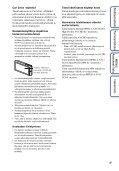 Sony DSC-TX9 - DSC-TX9 Consignes d'utilisation Finlandais - Page 4