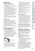 Sony DSC-TX9 - DSC-TX9 Consignes d'utilisation Hongrois - Page 4