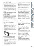 Sony DSC-TX9 - DSC-TX9 Consignes d'utilisation Espagnol - Page 4