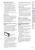 Sony DSC-TX9 - DSC-TX9 Consignes d'utilisation Néerlandais - Page 4