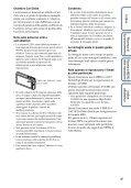 Sony DSC-TX9 - DSC-TX9 Consignes d'utilisation Italien - Page 4