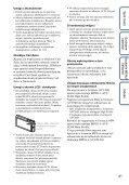 Sony DSC-TX9 - DSC-TX9 Consignes d'utilisation Polonais - Page 4