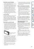 Sony DSC-TX9 - DSC-TX9 Consignes d'utilisation Portugais - Page 4
