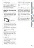 Sony DSC-TX9 - DSC-TX9 Consignes d'utilisation Danois - Page 4