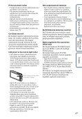 Sony DSC-TX9 - DSC-TX9 Consignes d'utilisation Turc - Page 4
