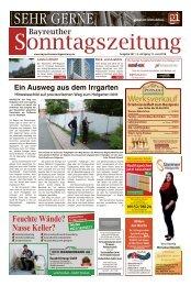 2018-06-17 Bayreuther Sonntagszeitung