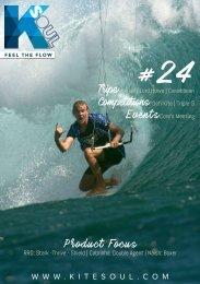 Kitesoul Magazine #24 International Edition