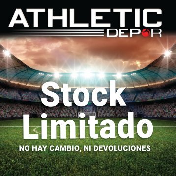 catalogo-STOCK LIMITADO