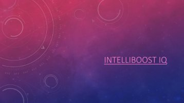 IntelliBoost IQ
