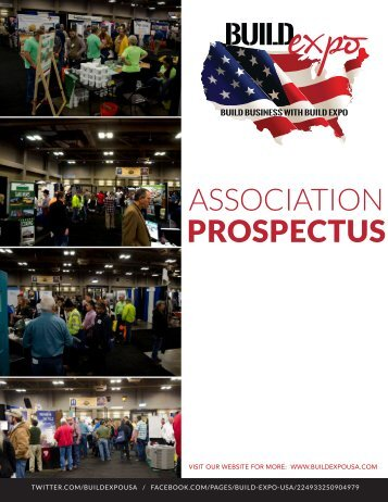 Build Expo Association Prospectus