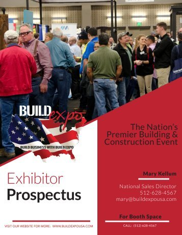 Build Expo Prospectus