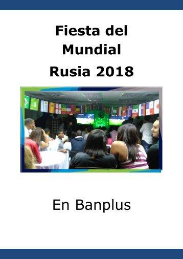 Diego Ricol - Mundial Banplus